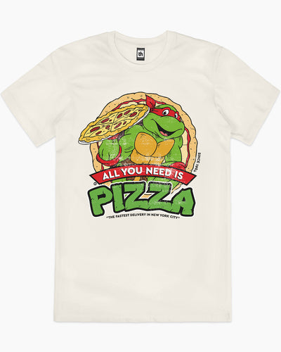 Turtles Pizza T-Shirt Australia Online