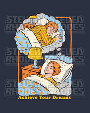 Achieve Your Dreams T-Shirt Australia Online