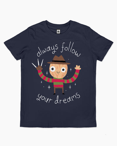 Always Follow Your Dreams Kids T-Shirt Australia Online