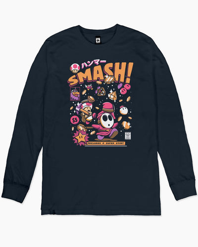 Captain Smash Long Sleeve Australia Online