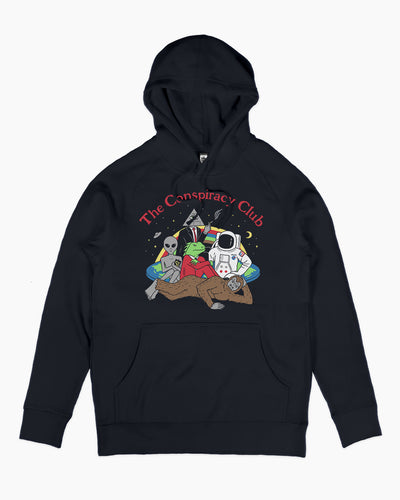 The Conspiracy Club Hoodie Australia Online