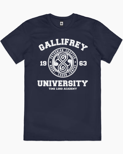 Gallifrey University T-Shirt Australia Online