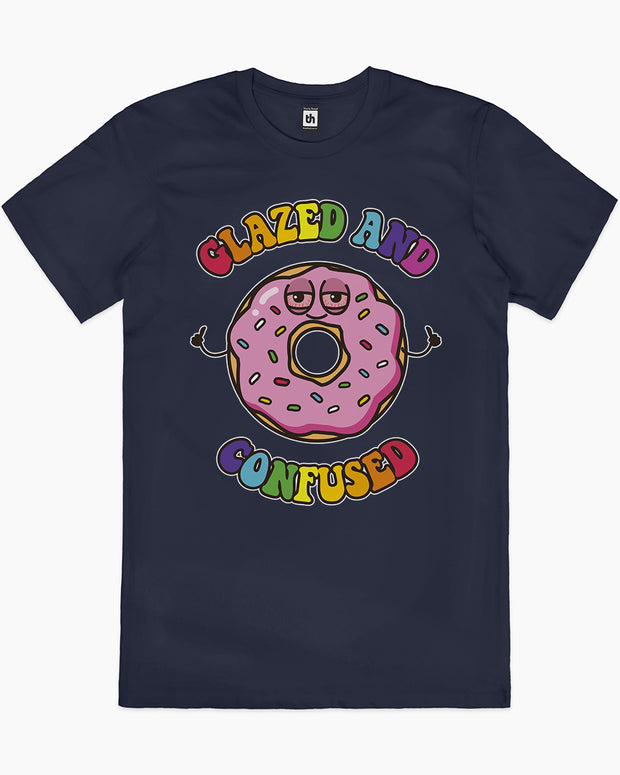 Glazed and Confused T-Shirt Australia Online
