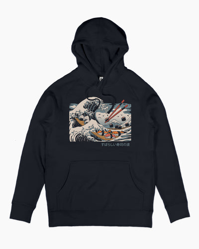 The Great Sushi Wave Hoodie Australia Online