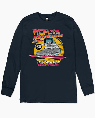 McFly's Hoverboards Long Sleeve Australia Online