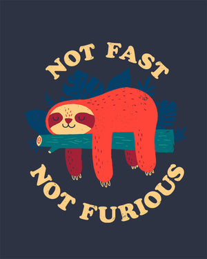 Not Fast Not Furious Hoodie Australia Online