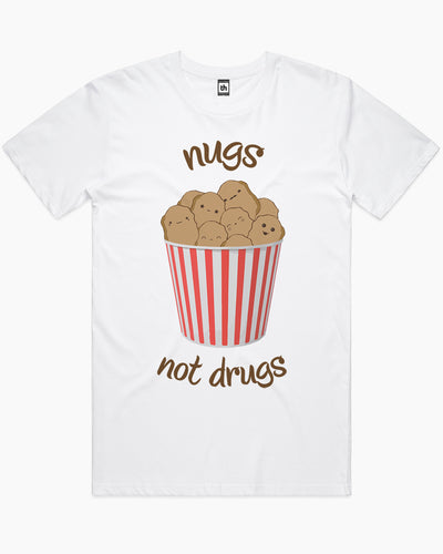 Nugs Not Drugs T-Shirt Australia Online