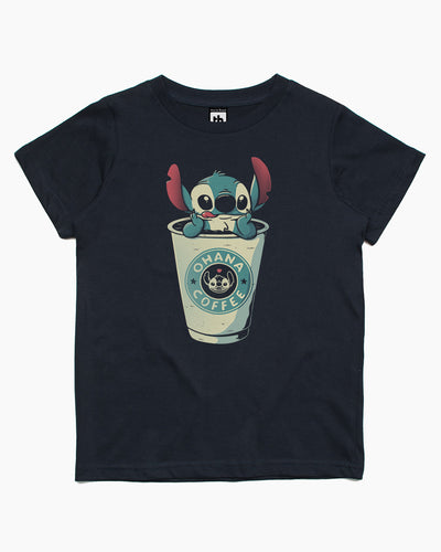 Ohana Coffee Kids T-Shirt Australia Online
