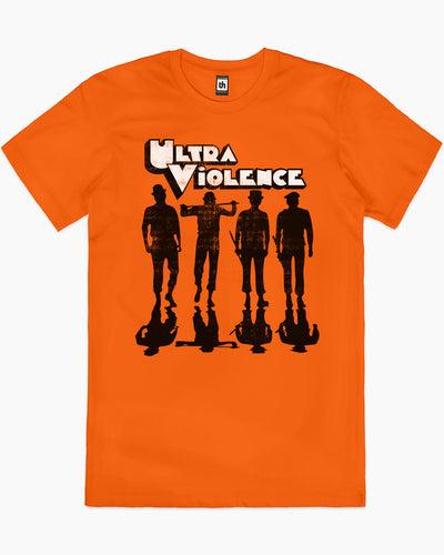 A Clockwork Orange - Ultra Violence T-Shirt Australia Online