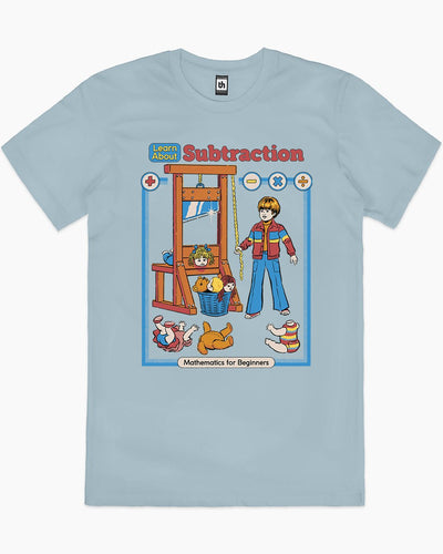 Learn About Subtraction T-Shirt Australia Online