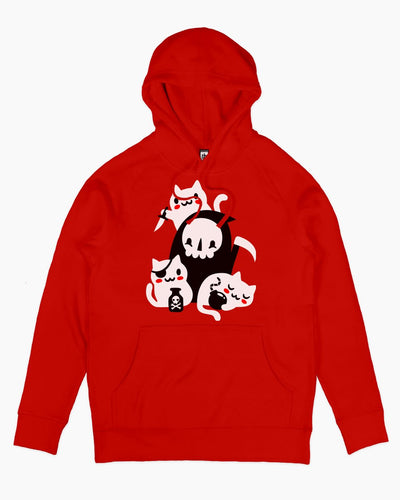 Death's Little Helpers Hoodie Australia Online
