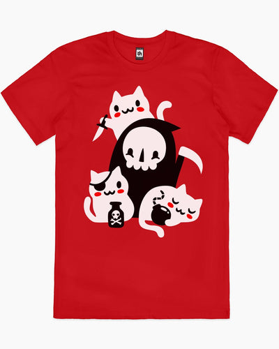 Death's Little Helpers T-Shirt Australia Online