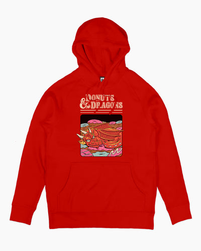 Donuts and Dragons Hoodie Australia Online