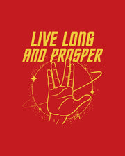 Live Long and Prosper Hoodie Australia Online