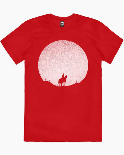 Rising Sunset T-Shirt Australia Online
