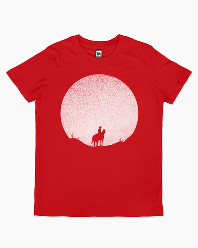 Rising Sunset Kids T-Shirt Australia Online