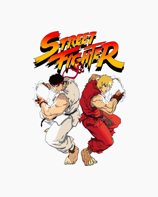Street Fighter T-Shirt Australia Online