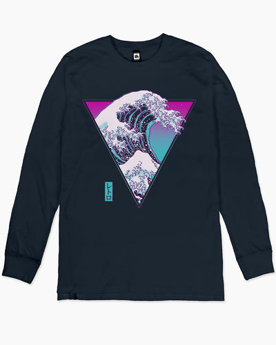 The Great Synthwave Long Sleeve Australia Online