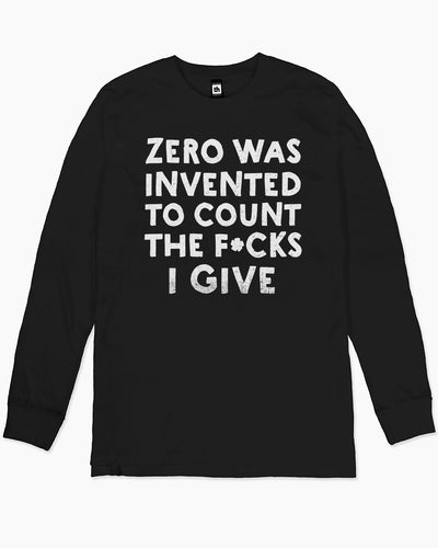 The Invention of Zero Long Sleeve Australia Online