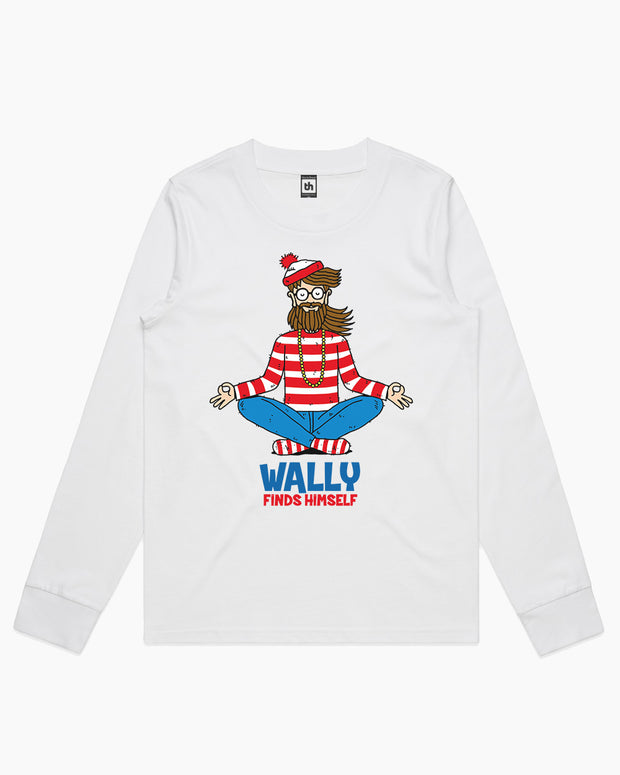 Wally Finds Himself Long Sleeve Australia Online