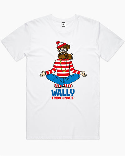 Wally Finds Himself T-Shirt Australia Online