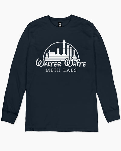 Walter White Meth Labs Long Sleeve Australia Online