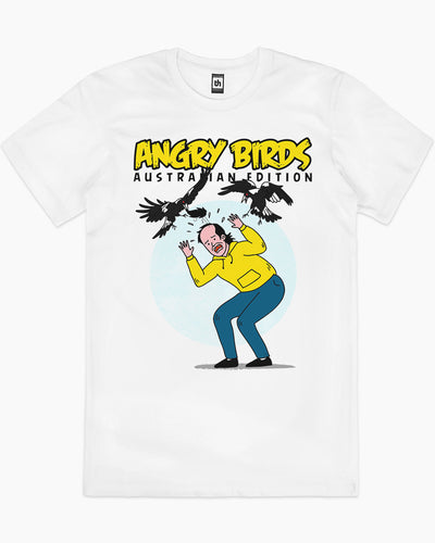 Angry Birds - Australian Edition T-Shirt Australia Online