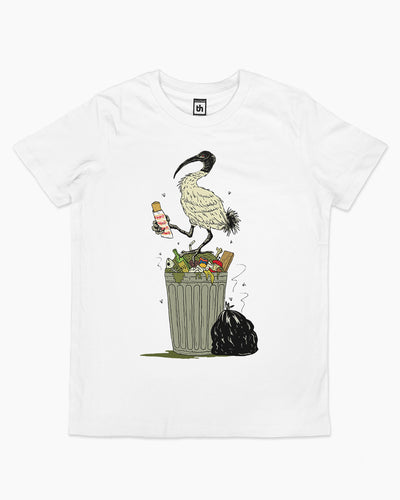Bin Chicken Kids T-Shirt Australia Online