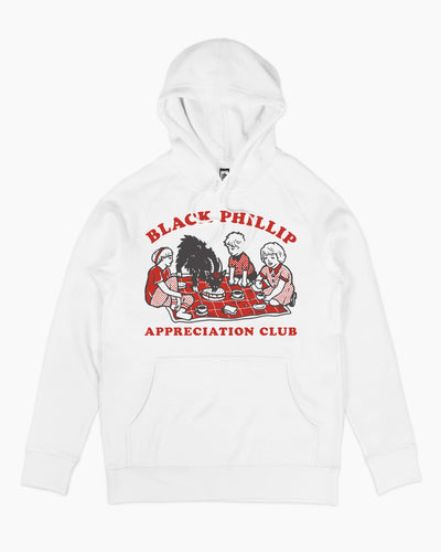 Black Phillip Appreciation Club Hoodie Australia Online