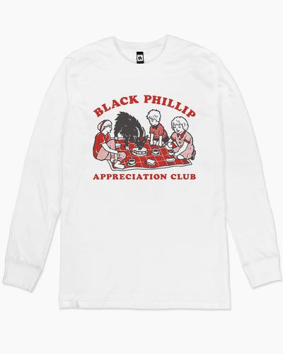 Black Phillip Appreciation Club Long Sleeve Australia Online