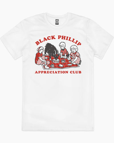 Black Phillip Appreciation Club T-Shirt Australia Online