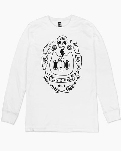 Cats and Metal Long Sleeve Australia Online