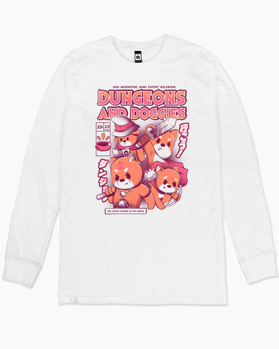 Dungeons and Doggies Long Sleeve Australia Online