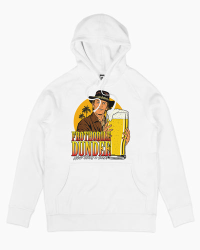 Frothodile Dundee Hoodie Australia Online