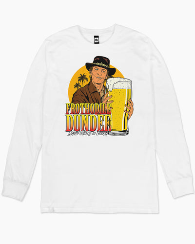 Frothodile Dundee Long Sleeve Australia Online