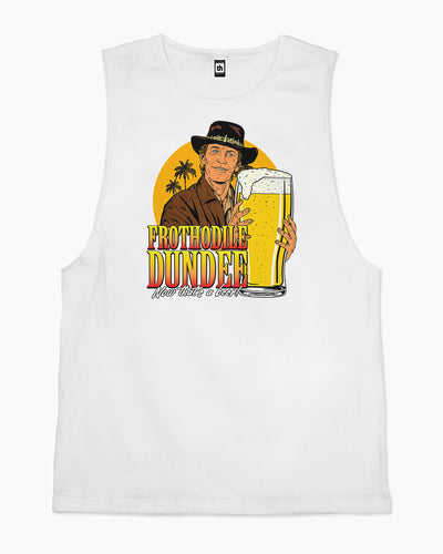 Frothodile Dundee Tank Australia Online