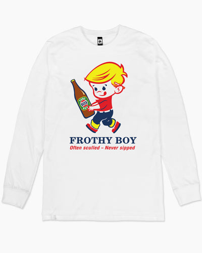 Frothy Boy Long Sleeve Australia Online