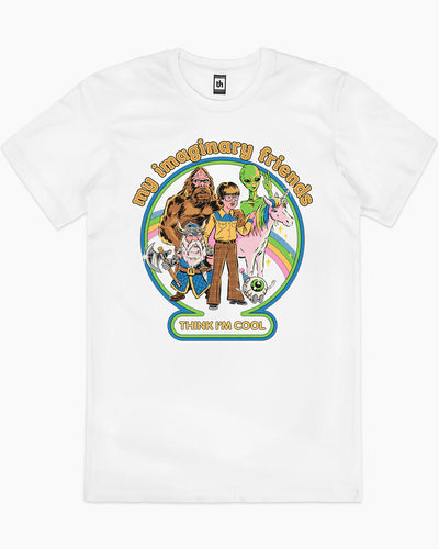 My Imaginary Friends T-Shirt Australia Online