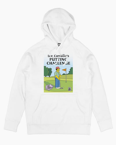 Lee Carvallo's Putting Challenge Hoodie Australia Online