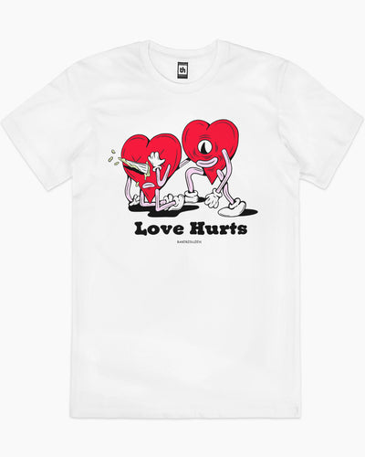 Love Hurts T-Shirt Australia Online