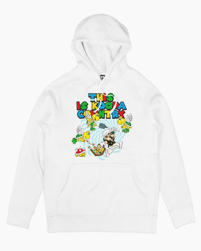 This is Koopa Country Hoodie Australia Online