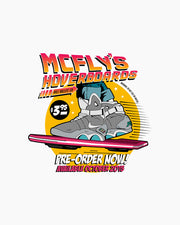 McFly's Hoverboards T-Shirt Australia Online