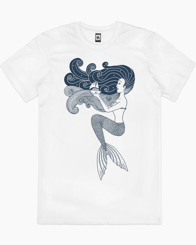 Mermaid Night T-Shirt Australia Online