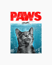 Paws Cat T-Shirt Australia Online