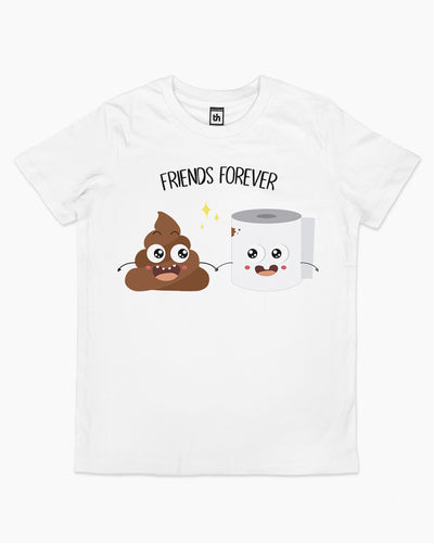 Poo and Paper Kids T-Shirt Australia Online