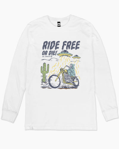 Ride Free Long Sleeve Australia Online