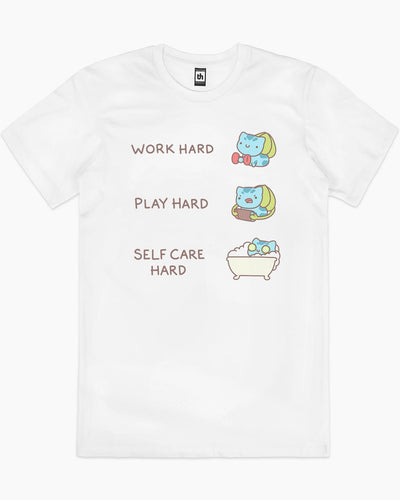 Self Care Hard T-Shirt Australia Online