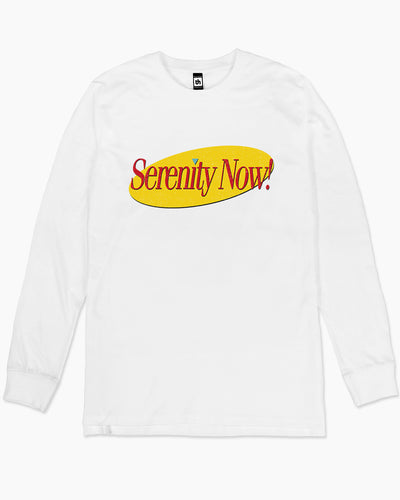 Serenity Now Long Sleeve Australia Online