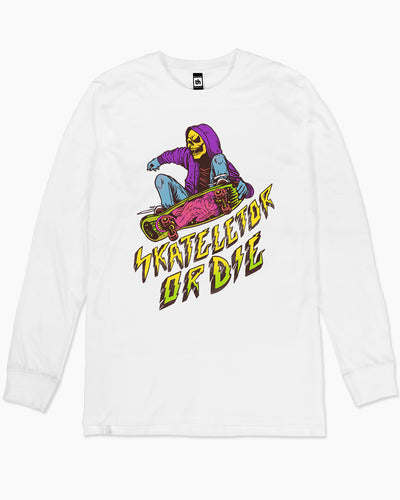 Skateletor or Die Long Sleeve Australia Online