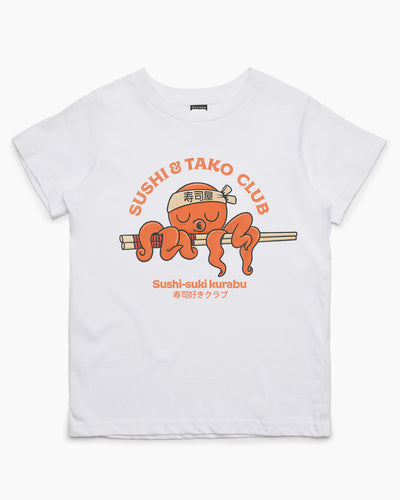 Sushi and Tako Kids T-Shirt Australia Online